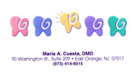 Advertiser: Dr Maria Cuesta DMD