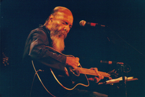 Cozy Concerts - Richie Havens - On Stage of Bloomfield Theater SoldOut!!!
