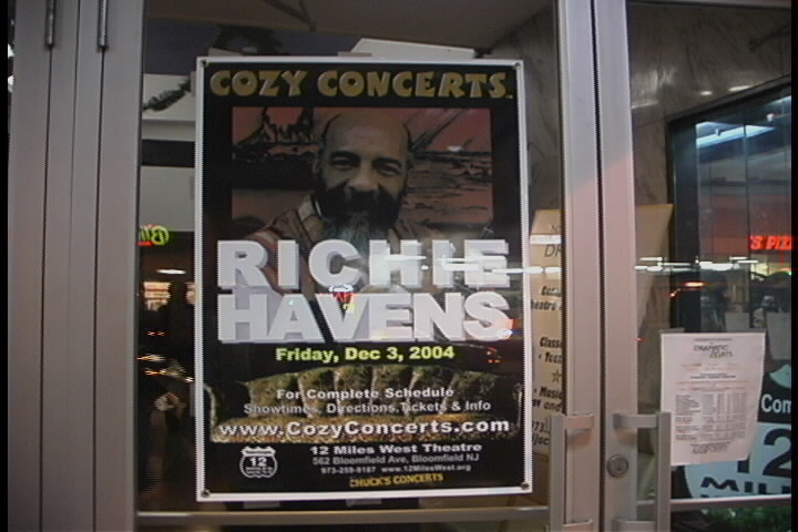 Cozy Concerts - Richie Havens
