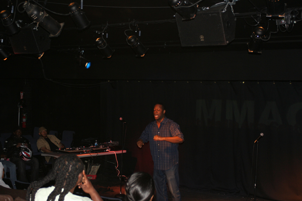 Kings & Queens of Spoken Word - April 2010