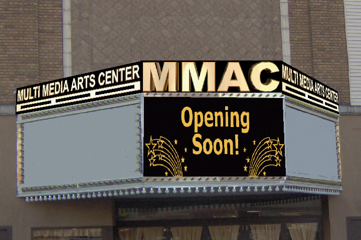 MMAC PROPOSED MARQUEE