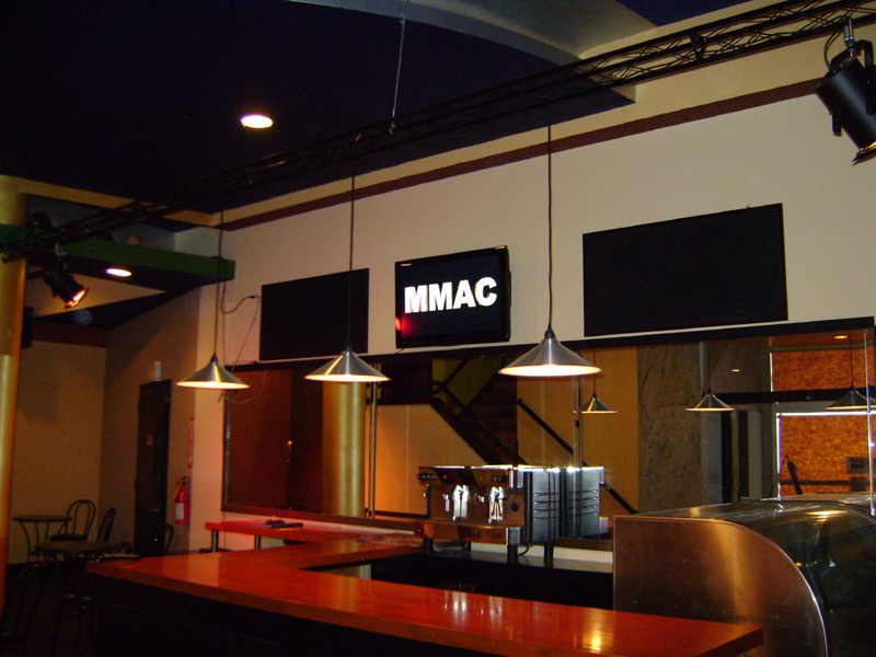 MMACcafe Coffeehouse & DIY Stage