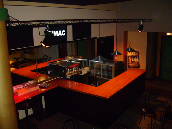 MMAC Cafe Renovations