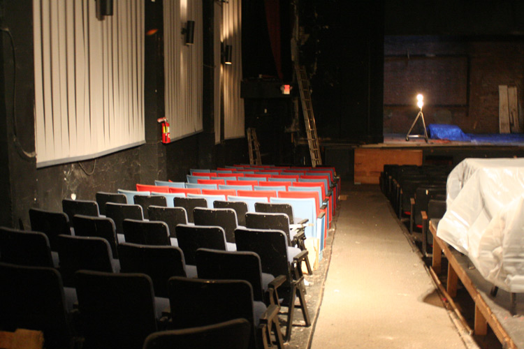 Theater Stage Renovation